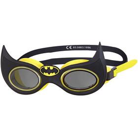 Zoggs Batman Character Lapset uimalasit , keltainen/musta